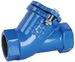 Обратный клапан для канализации и пр. шаровой резьбовой