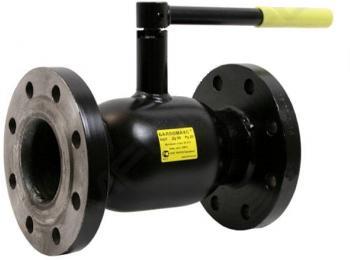 Кран шаровой стальной Ballomax (Балломакс (ballomax)) присоединение фланец / фланец Ру16/25/40 Ду15-50 с рукояткой. Серия КШТ 60.103.XXX для использования в ИТП, ЦТП, системах теплоснабжения, холодоснабжения, охлаждения и промышленного сектора. Т мин/макс : - 40/200 C