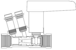 Балансировочный клапан BALLOREX Venturi / Баллорекс Вентури