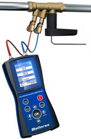 Расходомер для клапанов Баллорекс - BALLOREX Venturi, BALLOREX Dynamic - BC2