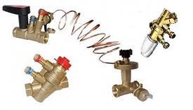 Балансировочные клапаны Ballorex (Баллорекс) Каталог