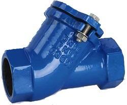 Обратный клапан шаровой для канализации и пр. ABRA резьбовой