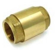 Обратный клапан латунный COMAP серия 1270 DN15-100 PN8/10/16 внутренняя /внутренняя резьба