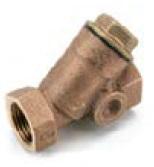 Фильтр сетчатый латунный COMAP серия 1125 DN15-50 PN16 внутренняя /внутренняя резьба