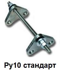 Контрольные (ограничительные) стержни для гибких вставок - компенсаторов ABRA фланцевых EJF-10, Ру10