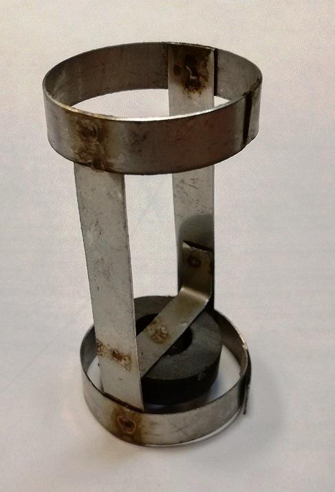 Магнитные вставки для фильтров сетчатых ABRA-YF-3016-D фланцевых маленьких размеров