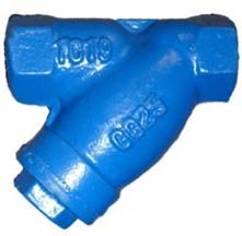 Фильтр магнитный резьбовой ФММ. Фильтр магнитно-механический сетчатый резьбовой чугунный с магнитной вставкой DN(Ду)15-50 PN(Ру)16 ABRA-YF-3016-D ФММ