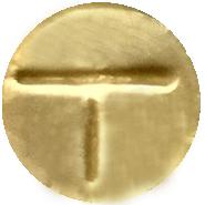 Указатель положения портов крана ABRA под манометр на рукоятке